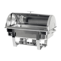 Chafing dish Swiss Rolltop GN 1/1, 9 l.